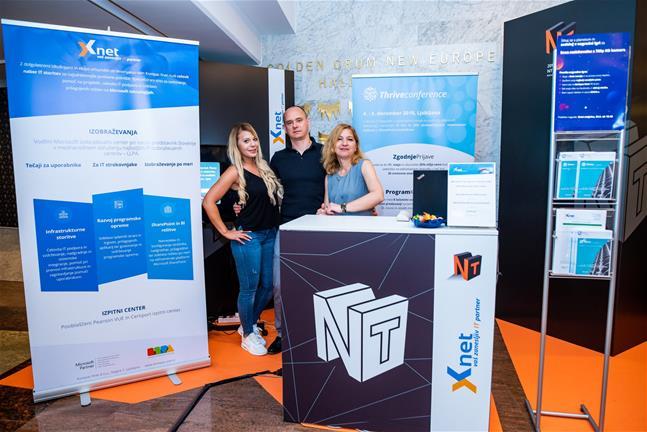 Xnet ekipa na NT konferenci